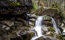 Wasserfall von Michael Wallisch