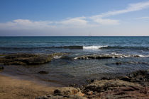 Turquoise beach, southern style von Jessy Libik