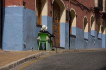 Spanish street girl von Jessy Libik