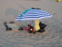 Strandidyll von Antje Püpke