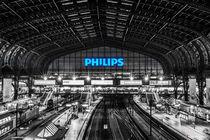 Hamburg Hauptbahnhof by Sandro S. Selig