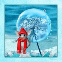 Für die Maus ein Eis am Stil by Monika Juengling