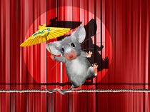 Maus im Rampenlicht von Monika Juengling