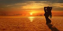 Sonnenbad von Monika Juengling