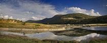Bergseepanorama bei Otocac (Kroatien) #3 von Steffen Krahl