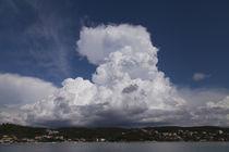 Gewitterwolken #2 (Insel Raab Kroatien) by Steffen Krahl
