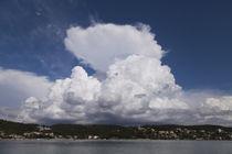 Gewitterwolken #1 (Insel Raab Kroatien) by Steffen Krahl