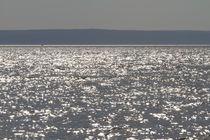 Insel Cres im Abendlicht  by Steffen Krahl