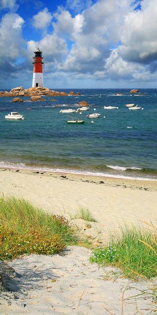 Boote-leuchtturm