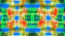 yellow blue green and red plaid pattern texture abstract background von timla