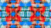 red blue green and black plaid pattern abstract background von timla