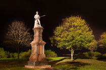 Swansea Boer War memorial by Leighton Collins