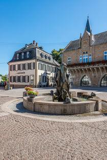 Bad Sobernheim Marktplatz 70 von Erhard Hess