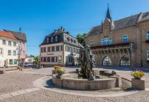 Bad Sobernheim Marktplatz 71 von Erhard Hess