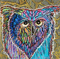 Owl Power von Laura Barbosa