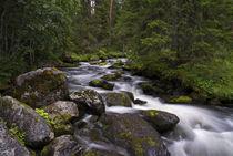Tefafallet waterfall von John Stuij