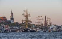 Hamburg St. Pauli Piers von Steffen Klemz