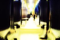 tram story III von micha gruenberg