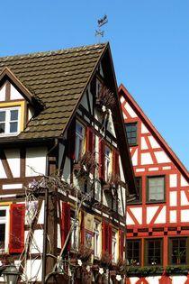 Fachwerk in Besigheim by gscheffbuch