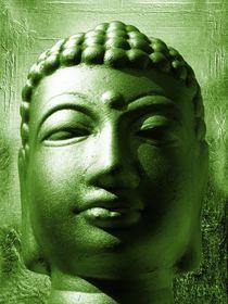 Buddha by Gabi Siebenhühner