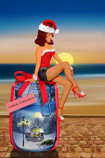 Das Wintergeschenk zu Weihnachten by Monika Juengling