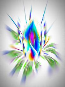 Blütenträume 2 by Walter Zettl
