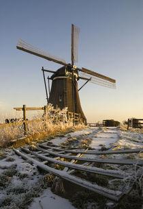 Achtkante mill by John Stuij