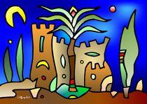 Africa Calling by Wolfgang Karl