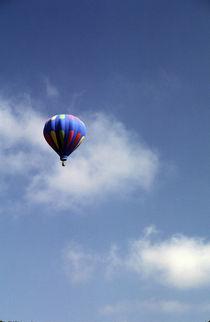 Hot Air Balloon by Sally White