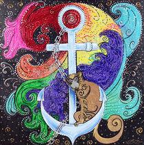 Monkey Sea von Laura Barbosa