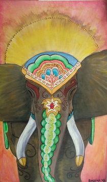 Elefant  by roosalina