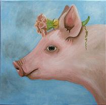 Rosali das glückliche Schwein von roosalina