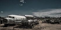 Aircraft Cementery von Jay ZeroZero