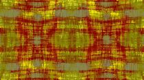 red and yellow plaid pattern abstract background by timla