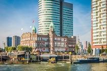 Hotel New York in Rotterdam by Erik Mugira