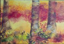 Herbstfeuer von Fanny Prankl
