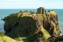 Dunnottar Castle, Stonehaven, Scotland von Sabine Radtke