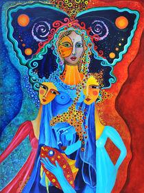 Geburt der Elemente von Jeanett Rotter