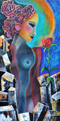 Die letzte Blume von Jeanett Rotter