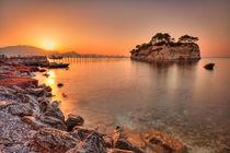 Agios Sostis Island in Zakynthos, Greece by Constantinos Iliopoulos