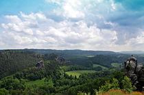Elbsandsteingebirge by Gabi Siebenhühner