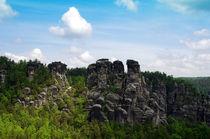 Elbsandsteingebirge von Gabi Siebenhühner