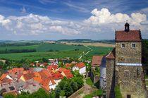 Burg Stolpen von Gabi Siebenhühner