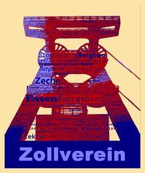Zollverein von Gabi Siebenhühner