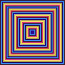 Farbig von Gabi Siebenhühner