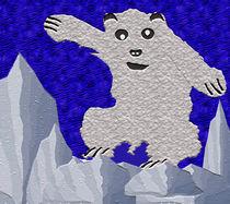 Der Eis-Yeti von claudja