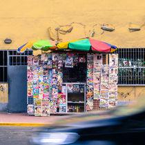 Streets of Lima von Robert Urbach