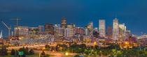 Skyline of Denver by Jay ZeroZero