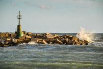 Faro verde by Azzurra Di Pietro