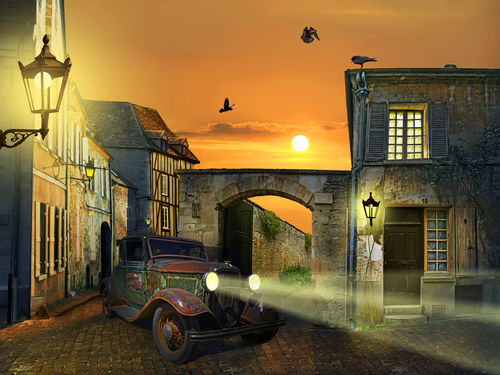 Altstadt-szene